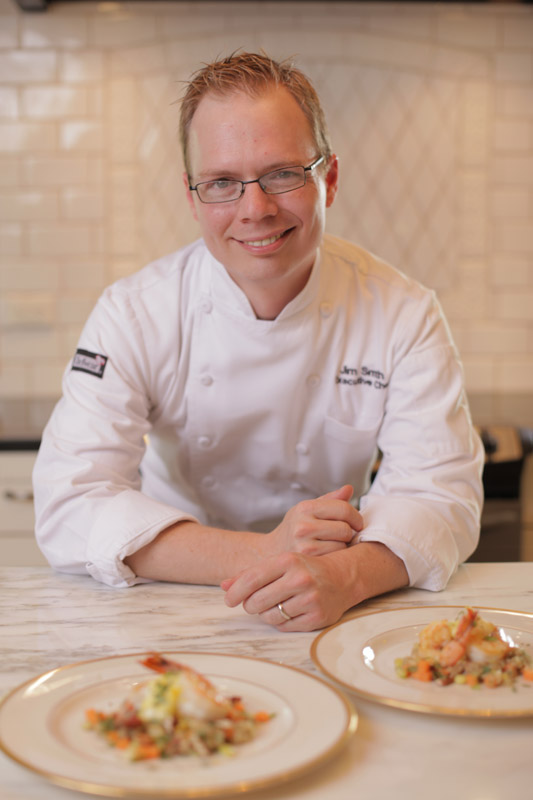 Chef Jim Smith